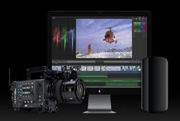 视频制作设备展示