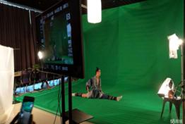 视频拍摄摄影棚